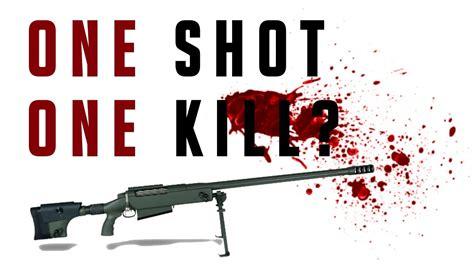 Battlefield 4 One Shot Sniper Rifle