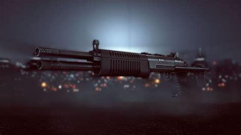 Battlefield 4 Shotguns