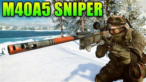 Battlefield 4 Sniper Rifle Muzzle Velocity