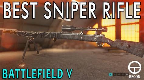 Battlefield 5 Best Sniper Rifles