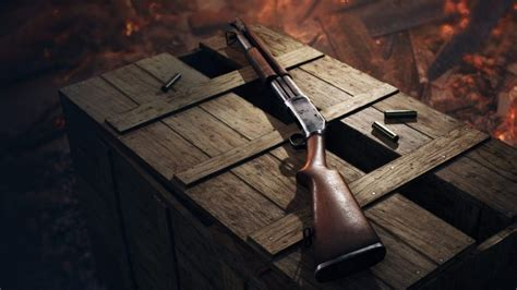 Battlefield 5 Firestorm Sniper Rifle With Scope Location And Best 1x8 Rifle Scope