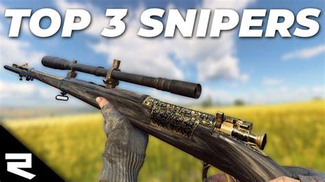 Battlefield 5 Sniper Rifle Comparison