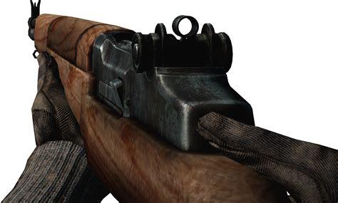 Battlefield Bc2 M1 Garand