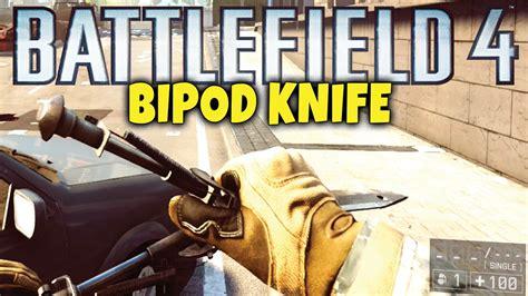 Battlefield Bipod On Knife