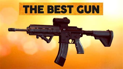 Battlefield Hardline Assault Rifles