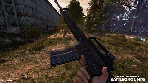 Battlegrounds Best Assault Rifle