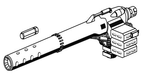 Battletech Gauss Rifle Minimum Range