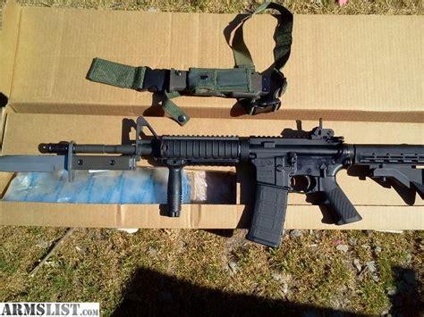 Bayonet For Colt 6920
