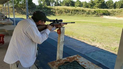 Bayou Rifles Addicks Range Rules