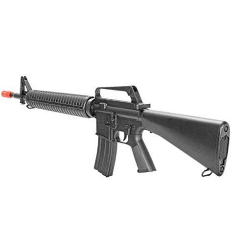 Bbtac M16-a1 Vietnam Model Spring Action Assault Rifle