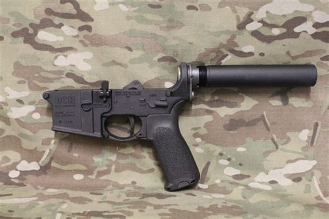 Bcm Ar 15 Complete Lower Receiver