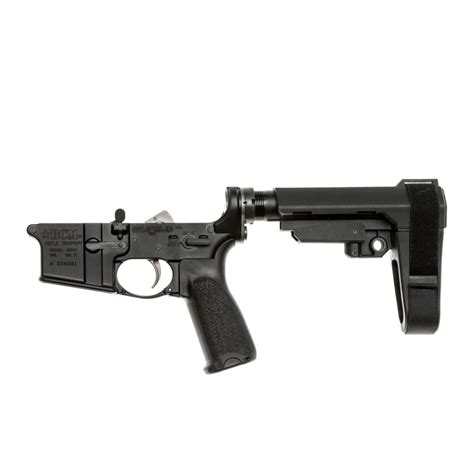 Bcm Lower With Sba3