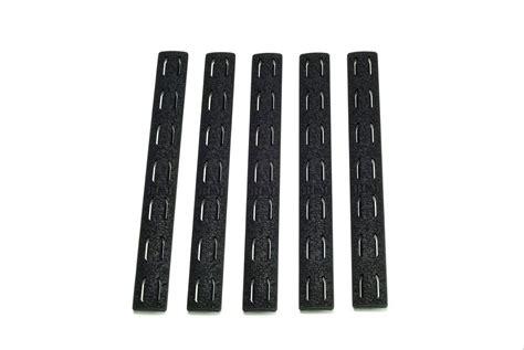 Bcmgunfighter Keymod Rail Panel Kit Black