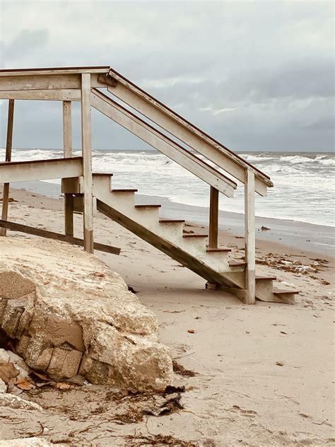 Beach Stairs Design