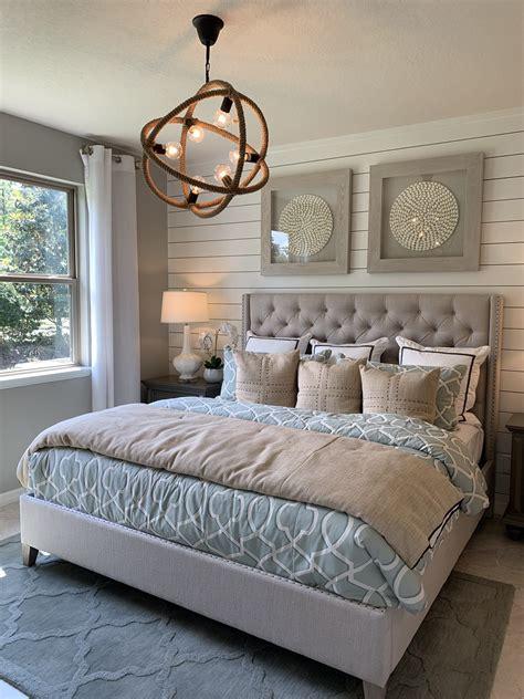 Beachy Bedroom Design Ideas
