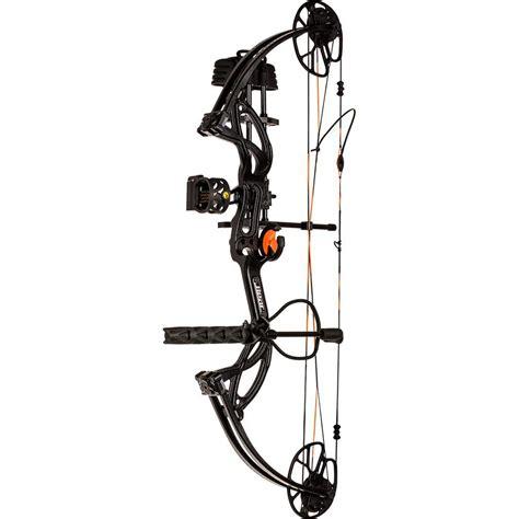 Bear Archery Cruzer G2 Rth Shadow Compound Bow Package