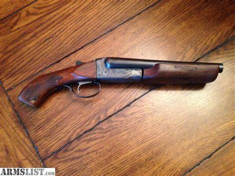 Bear Claw Double Barrel Shotgun