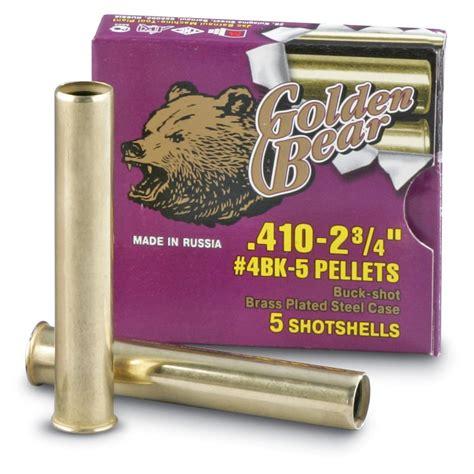 Bear Shotgun Shell