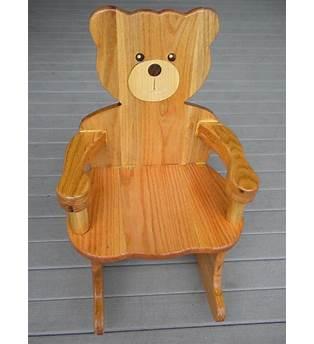 Bear Chair Plans