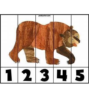 Bear Games For Preschoolers