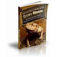 Bearded dragon secret manual instruction