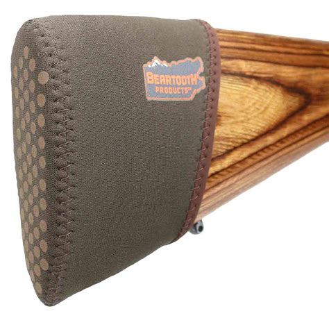 Beartooth Products 2 0 Slip On Recoil Pad Brownells