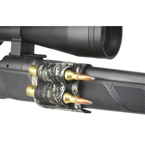 Beartooth Products Sidecart Rifle Extra Round Holders Sidecart 2extra Round Holder Rifle Black