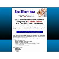 Beat ulcers new niche inexpensive
