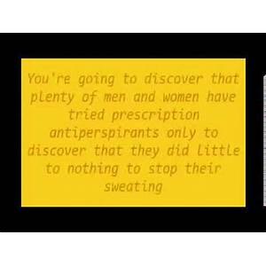 Buy beat your sweating demons learn how to stop excessive sweating naturally