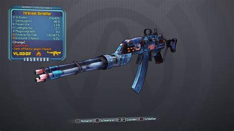 Beckah Assault Rifle Borderlands 2