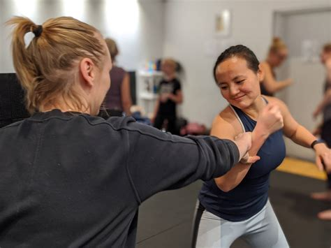 Become Instructor For Women Self Defense
