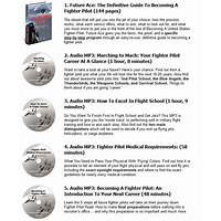 Become a fighter pilot step by step instruction secrets