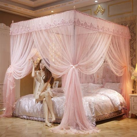 Bed Canopy Curtains Interiors Inside Ideas Interiors design about Everything [magnanprojects.com]