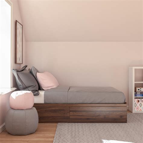 bed with drawers plans.aspx Image