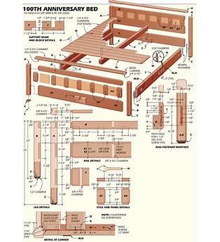 Best 57 Bed Frame Woodworking Plans Pdf Video Pdf Free Download