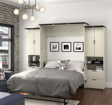 Bed in wall Image