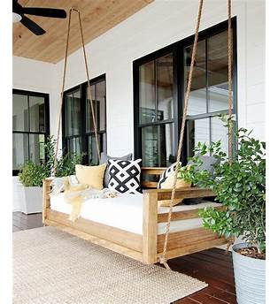 Bed Swing Building Plans
