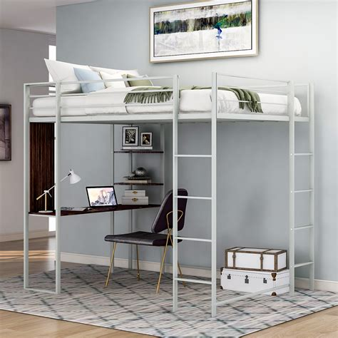 Bed with loft Image