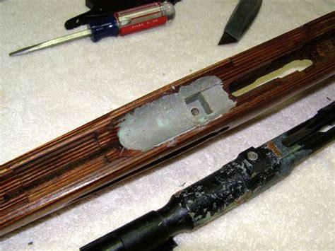 Bedding Rifle Stock