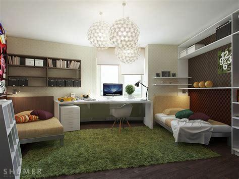 Bedroom Interior Designs For Teenagers