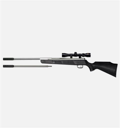 Beeman Dual Caliber Air Rifle Silver Kodiak X2