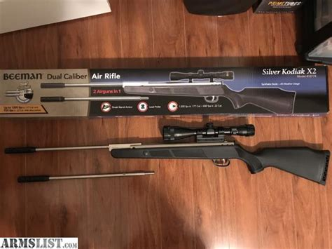 Beeman Kodiak Air Rifle For Sale