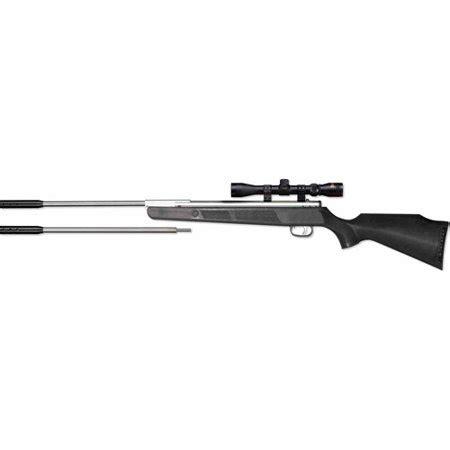 Beeman Silver Kodiak X2 Dual Caliber Air Rifle Combo Review