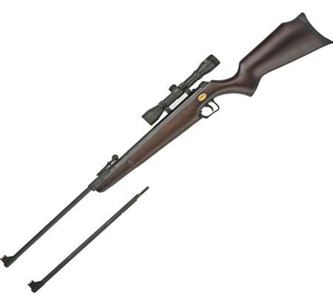 Beeman Sportsman Series Model Rs1 Dual Caliber Air Rifle Combo