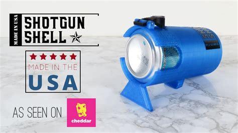 Beer Shotgun Shell Kickstarter