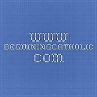Beginningcatholic com coupon codes