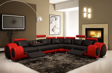 Behr Reclining Sectional