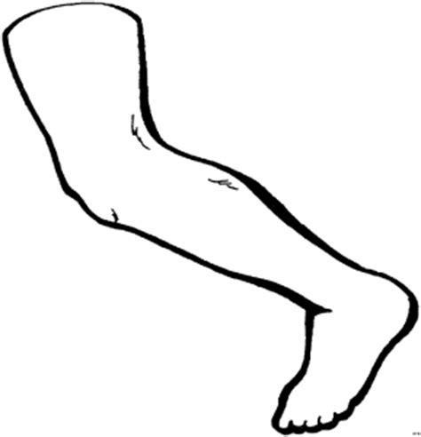 Bein Malvorlage