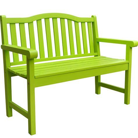 Belfort Wood Bench