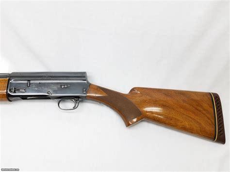 Belgian Browning A-5 Shotgun